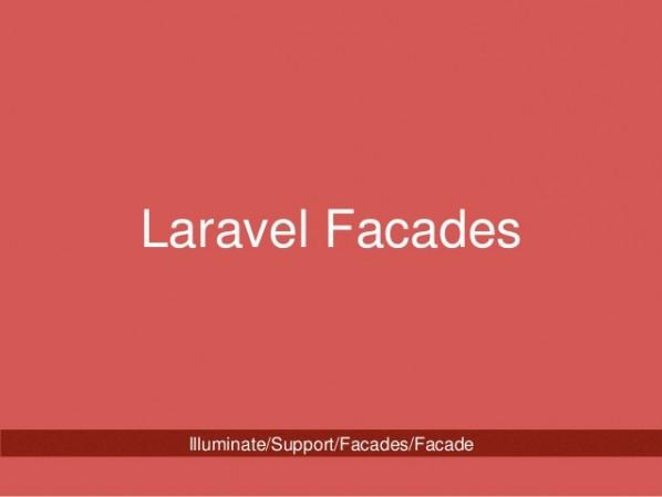 مفهموم و کاربرد Facade در لاراول